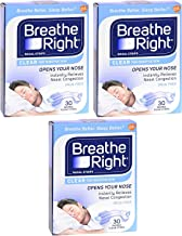 breathe right clear small medium