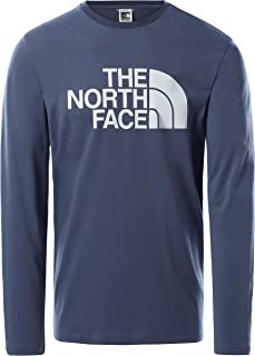 The North Face - Half Dome T-Shirt for Men - Long Sleeve