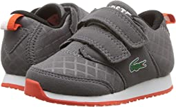 Lacoste Kids - L.ight 417 1 (Toddler/Little Kid)
