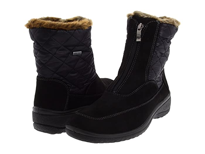 ara  Maeko GORE-TEX (Black Combo) Womens Waterproof Boots