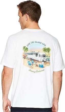 Live The Island Life Tee