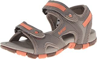 5bb4b752e2439 Hi-Tec Kid s GT Strap Junior Sandal (Toddler Little Kid Big Kid