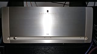 Parasound - Halo A21 Two-Channel Amplifier (Balck)