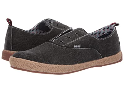 Ben Sherman Prill Laceless Derby (Black) Men