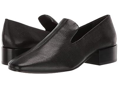 Via Spiga Bauderlaire (Black Capra Lux Leather) Women
