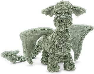 Jellycat Drake Dragon Stuffed Animal, 20 inches