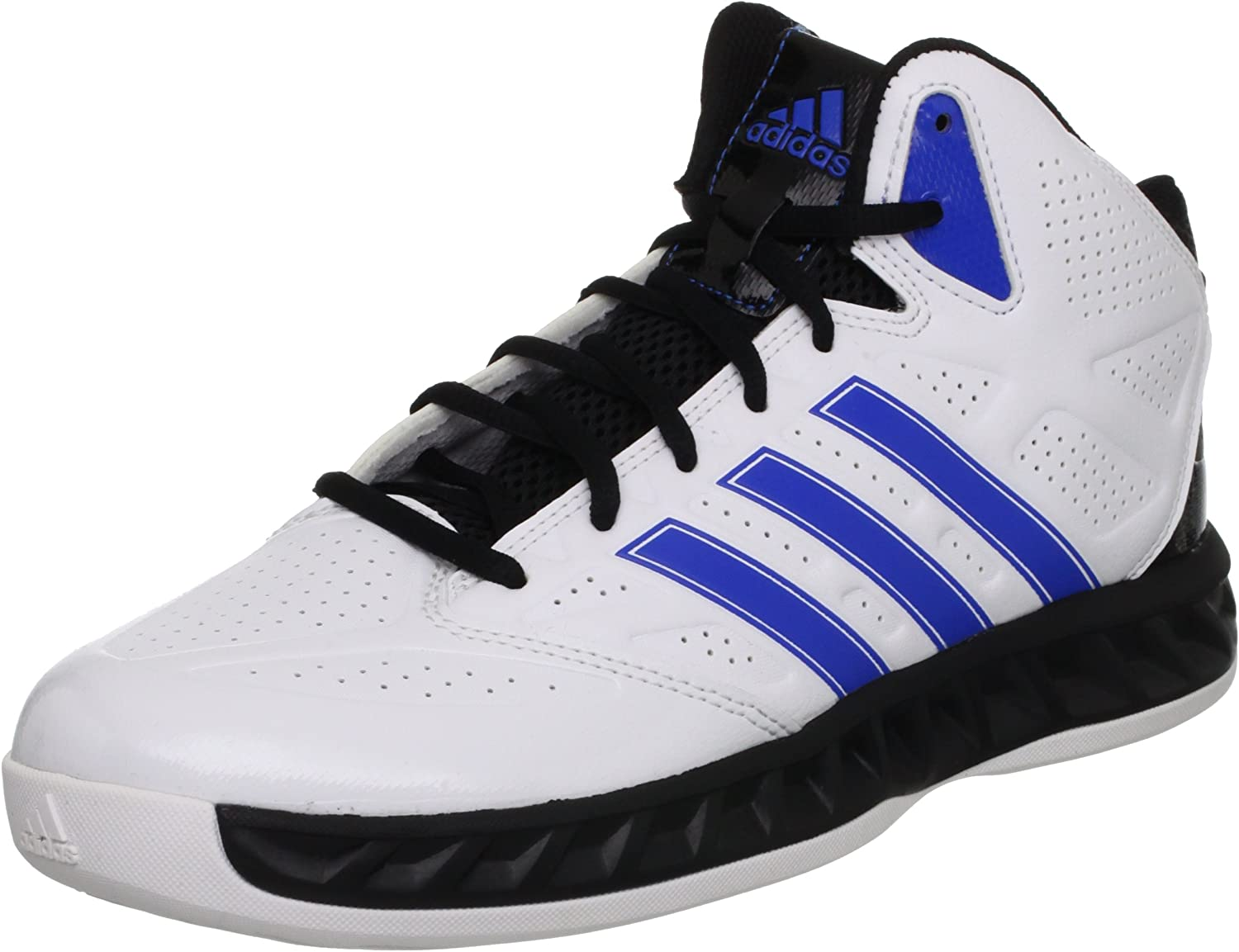 Adidas Hoop Fury Men's Basketball shoes [white]