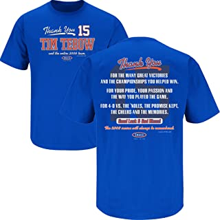 Best tebow t shirts funny Reviews