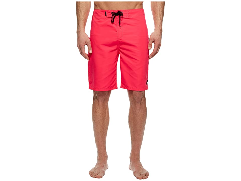 Hurley One Only 2.0 21 Boardshorts (Hyper Pink) Men