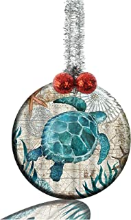Personalized Christmas Ornament Free Shipping Sea Turtle