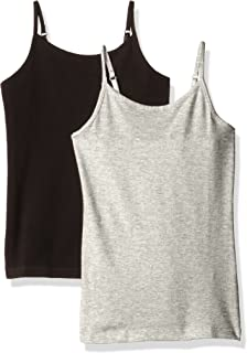 The Children`s Place Girls` Cami (Pack of 2)