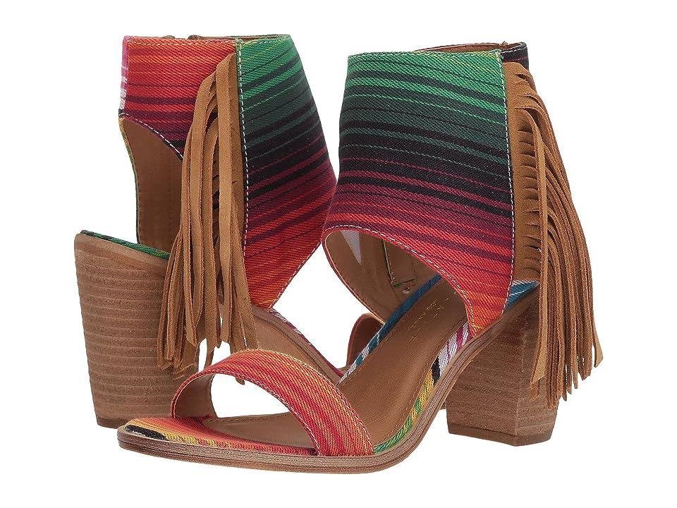 VOLATILE Louella (Serape) High Heels