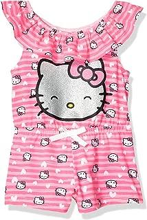 Baby Girls' Knit Romper