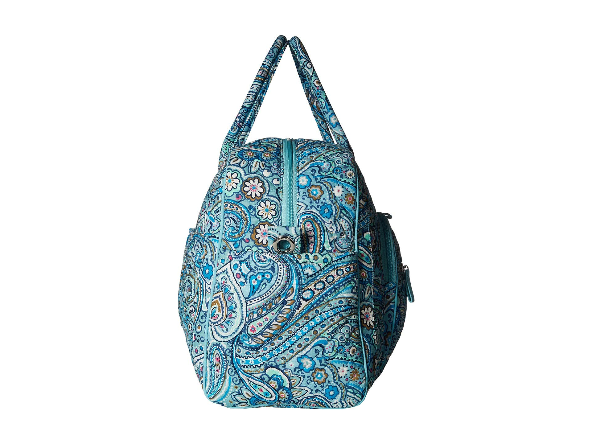 Travel Bradley Dot Paisley Bag Weekender Iconic Vera Daisy qtwdw