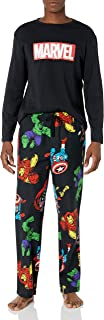 x Marvel Family Matching Pajama Sleep Sets
