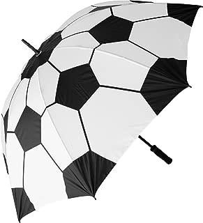 soccer ball umbrella