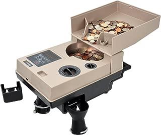 Cassida Compact & Portable Coin Counter/Off-Sorter (C500)