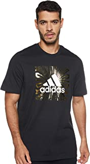 adidas mens MEN EXTRUSION MOTION FOIL TEE T-Shirt