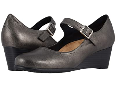 Trotters Willow (Pewter) Women