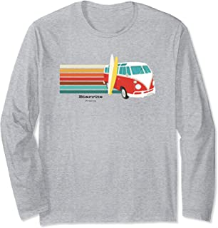 Go to Biarritz, France for Surfing T-Shirt Long Sleeve T-Shirt
