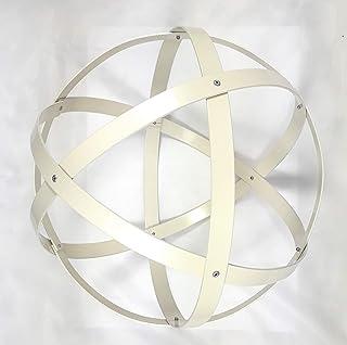 Genesa Crystal, Purificatore energia, Dispositivo orgonico 32 cm diametro Avorio