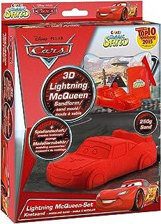 CRAZE- Pixar Sable Magique Cars Coffret 250g, 54759