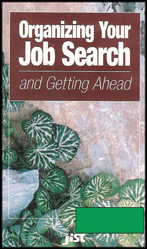 Organizing Your Job Search and Getting Ahead VHS Video