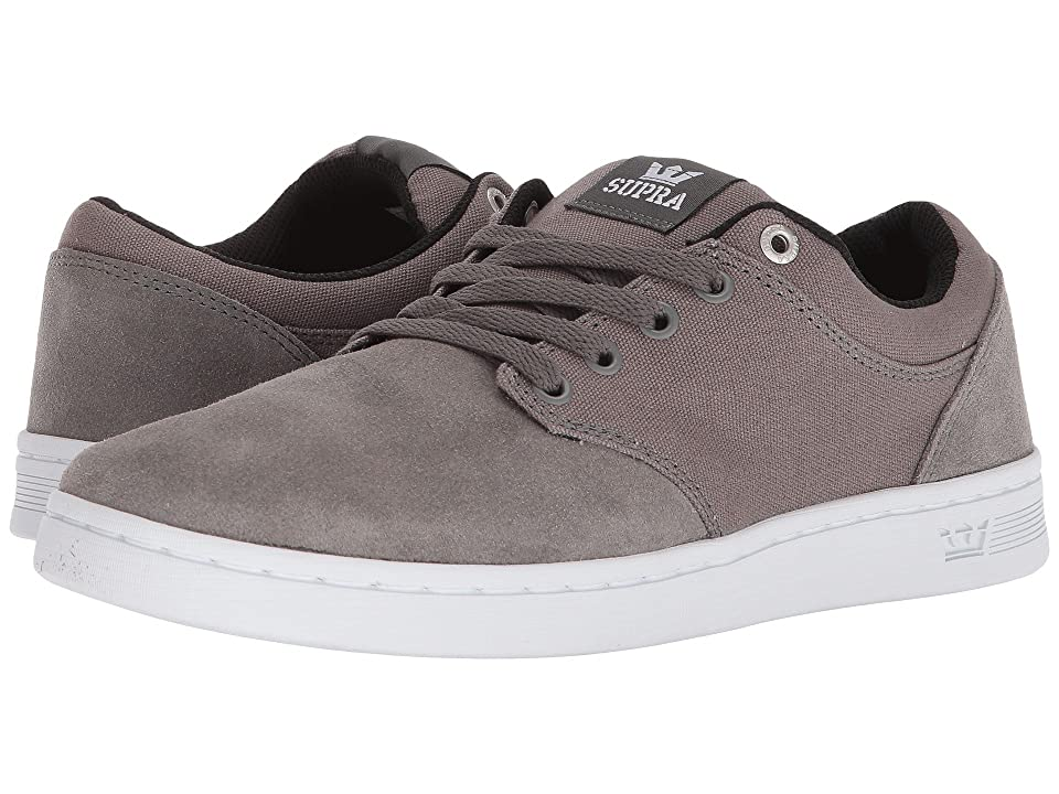 Supra Chino Court (Charcoal/White) Men