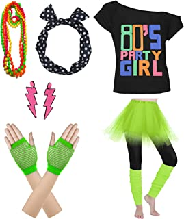 Best easy 80s party outfits Reviews