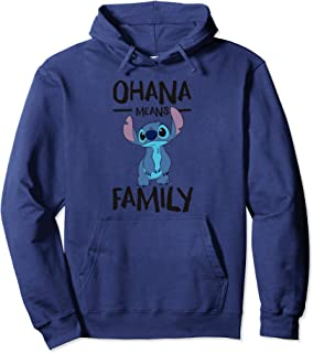 Best ohana means family hoodie Reviews