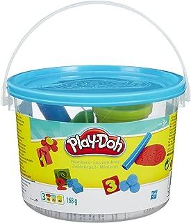 Play-Doh Mini Fun with Numbers Bucket