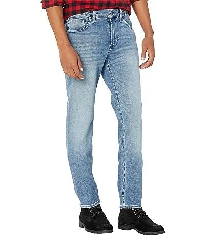 Hudson Jeans Blake Slim Straight Zip Fly in Stanton