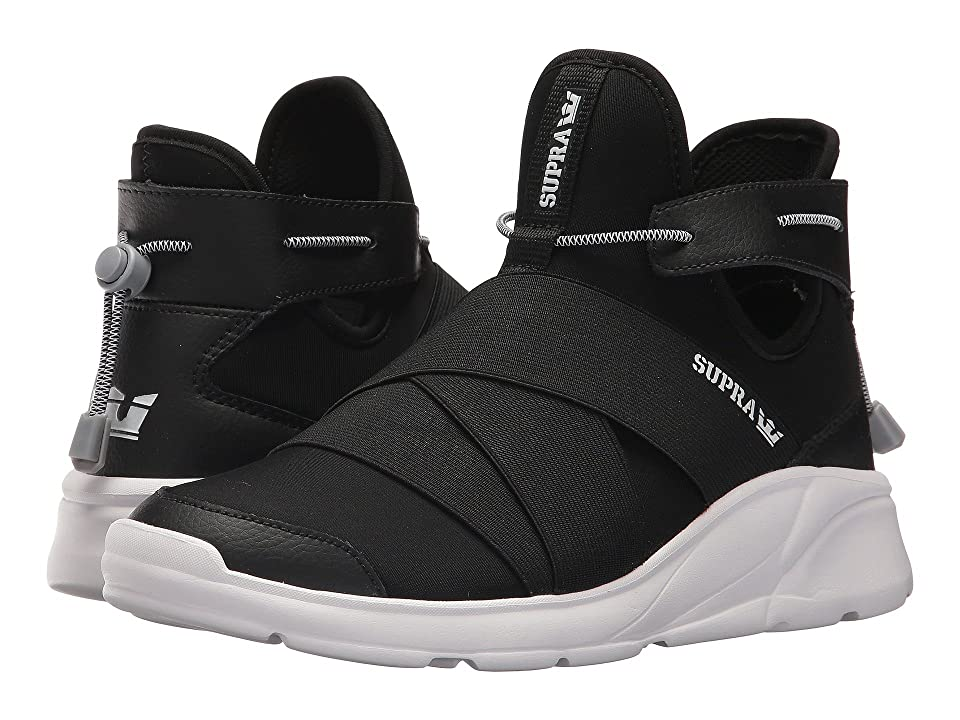 Supra Anevay (Black/White) Women