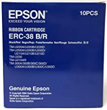 Epson 385813 Black Print Ribbon Each (ERC38B)