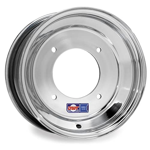"DWT Polished A5 Rolled Lip ATV Front Wheel Rim 10/"" 10x5 3+2 4//4 10 x 5"