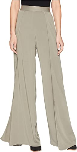 Rylie Rayon Wide Leg Tulip Pants