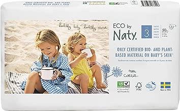 Eco By Naty 07330933187428 Pañal Ecológico Premium Hecho a