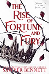 The Rise of Fortune and Fury (Chronicles of the Stone Veil Book 5) Kindle Edition