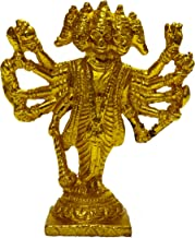 Vrindavan Bazaar Golden panchmukhi Hanuman