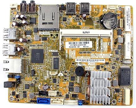 Original Hp Motherboard 599988-001 626780-001 Sanxia Intel Atom D410 Cq1