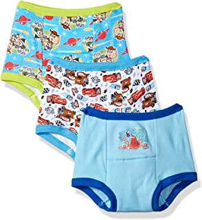 Boys' Cars Toy Story Nemo 3 Pack Training Pant