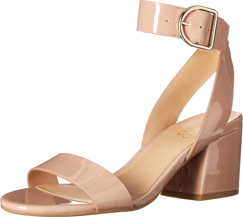 Franco Sarto Womens Marcy Heeled Sandal