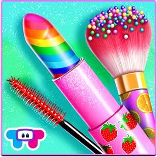 candy makeup game