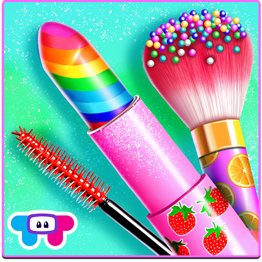 Candy Makeup - Sweet Salon Game for…