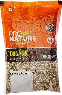 Pro Nature 100% Organic Bajra (Pearl Millet), 500 g