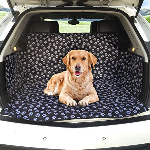 MATCC Car Boot Cover for Dogs Car Boot Liner Protector Waterproof Boot  Protector Mat Trunk Dogs 765a8de5c