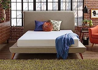Live and Sleep Classic 8 Inch Medium Plush Firmness, Memory Foam Mattress in A Box, CertiPur Certified - RV Short Queen Size