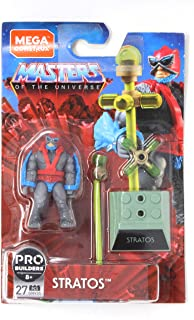 Mega Construx Pro Builders Masters of The Universe Stratos