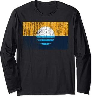 People's Flag of Milwaukee Vintage Style Distressed Shirt