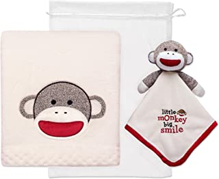 monkey security blankets for babies